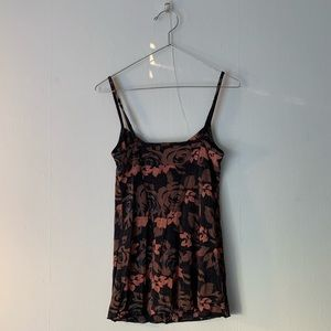 Wilfred Tops - Floral Wilfred tank